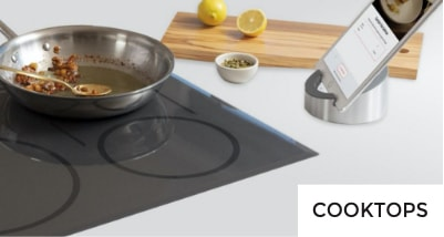 Cafe cooktops